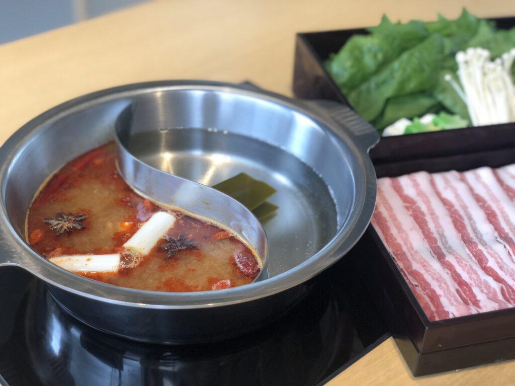 瓢斗,火鍋,出汁しゃぶ,京都ぽーく