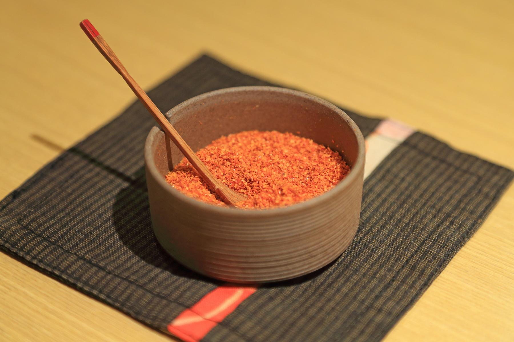 京七味の保存方法