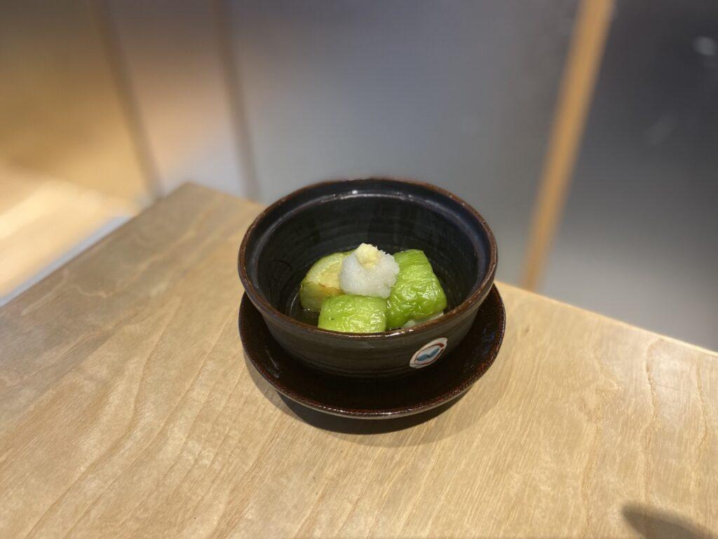 瓢斗,賀茂茄子,揚げ出し,京都
