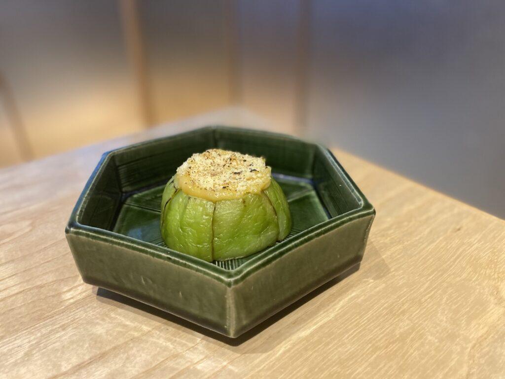 瓢斗,賀茂茄子,田楽,京都