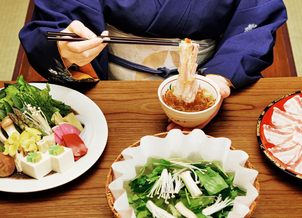 瓢斗,出汁しゃぶ,しゃぶしゃぶ,食べ放題,京都