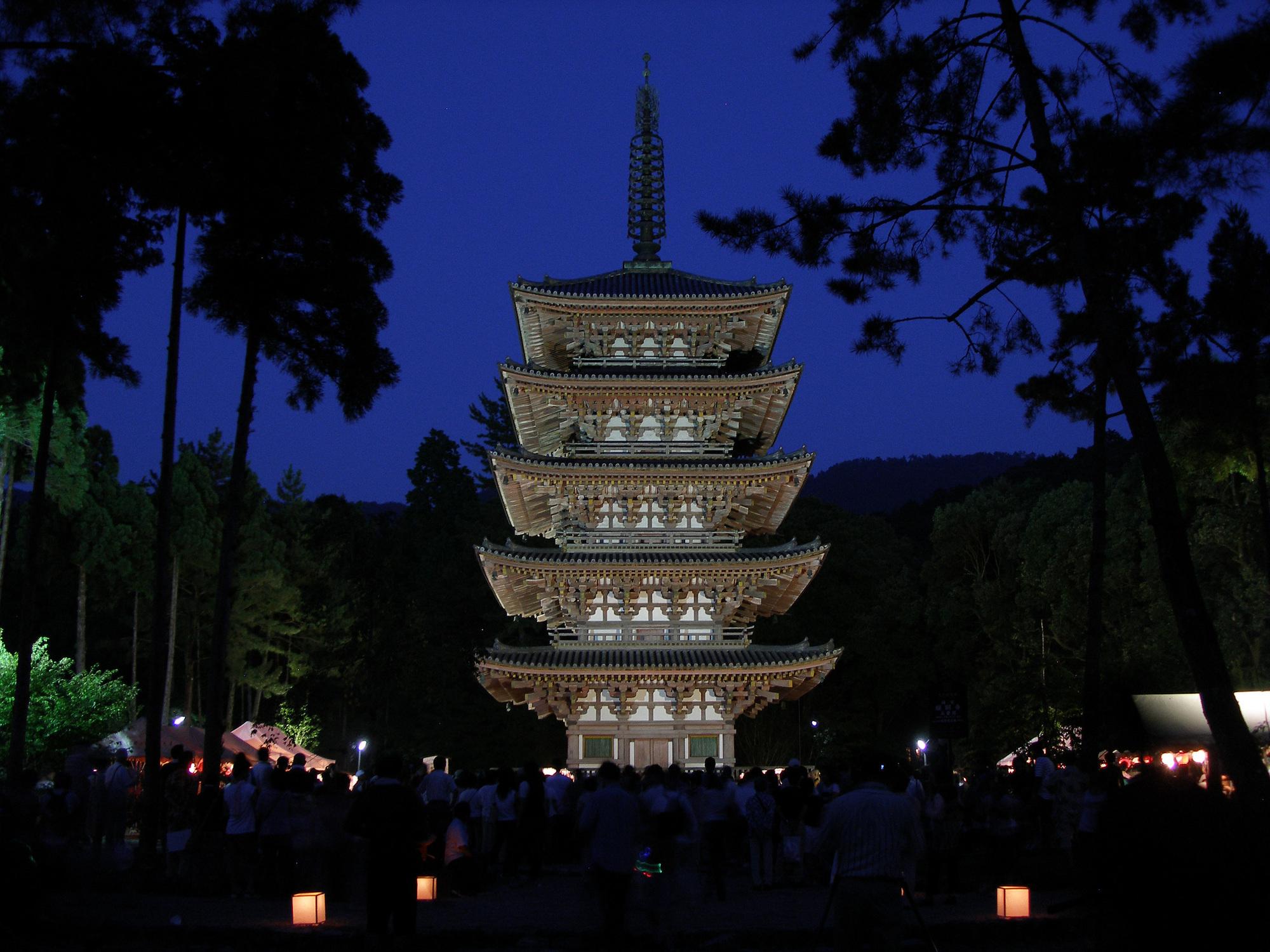 醍醐寺について