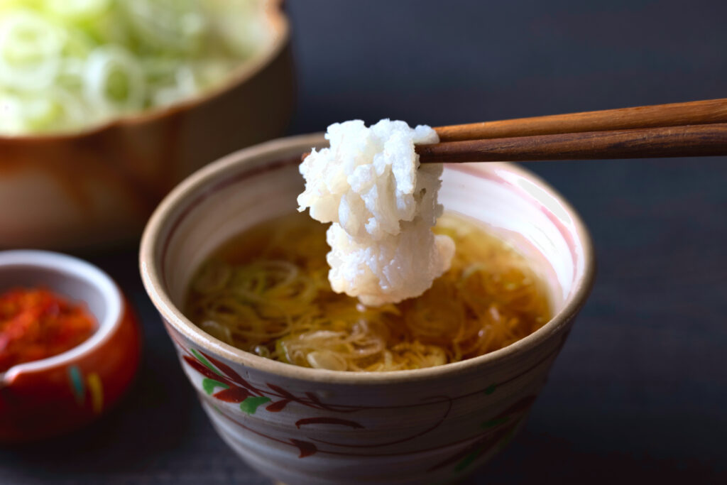 鱧,はも,京都,瓢斗,しゃぶしゃぶ,出汁しゃぶ,鱧しゃぶ